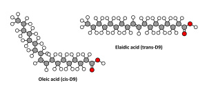 cis-trans-Fettsäuren