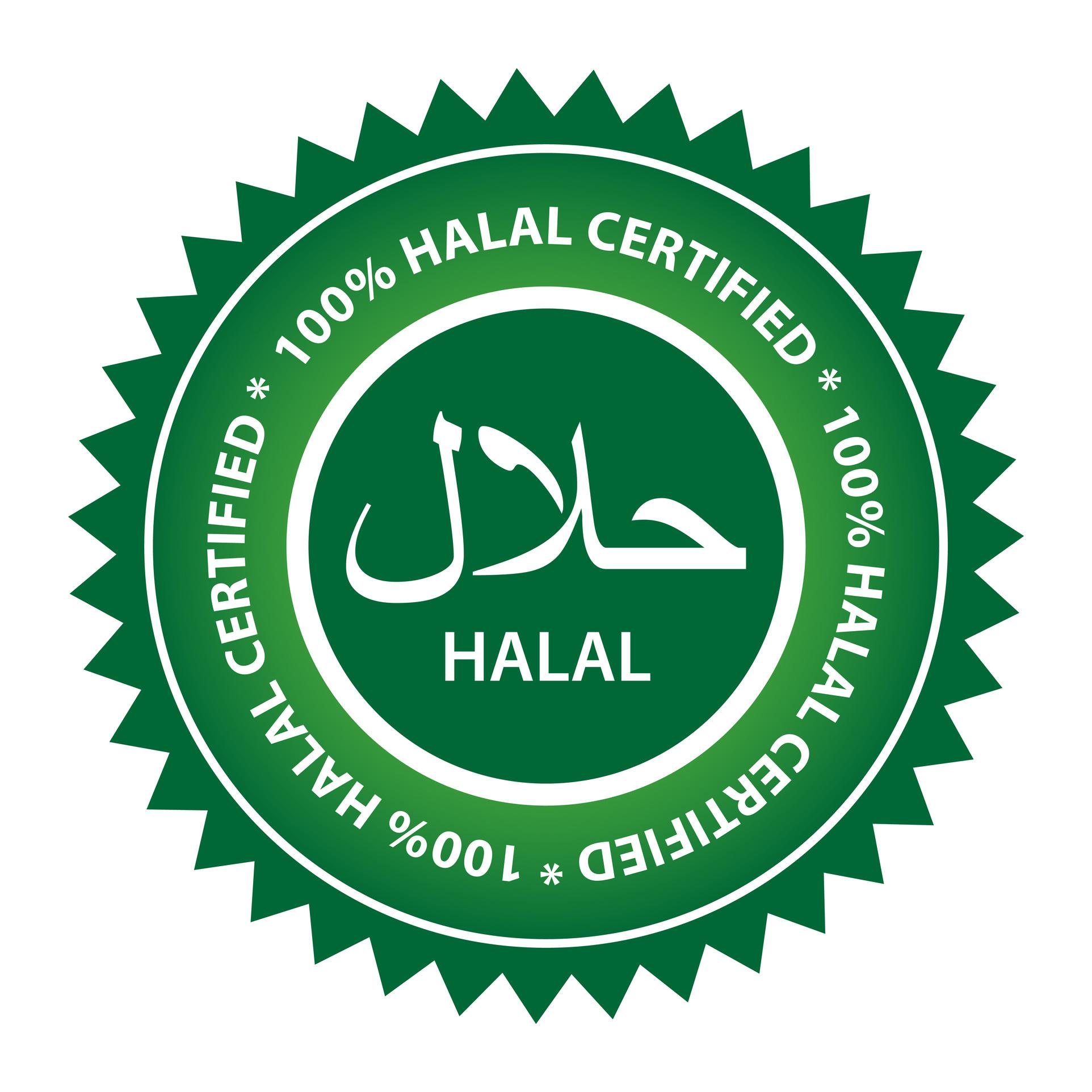 Halal - Muslime - Haram