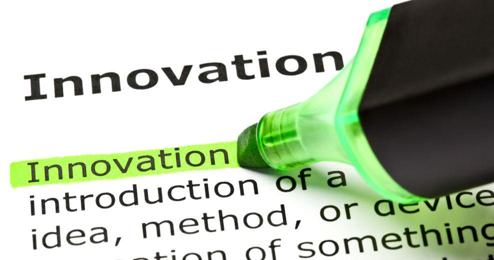 Innovation in  cosmetics