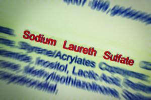 Kosmetik ohne Sulfat