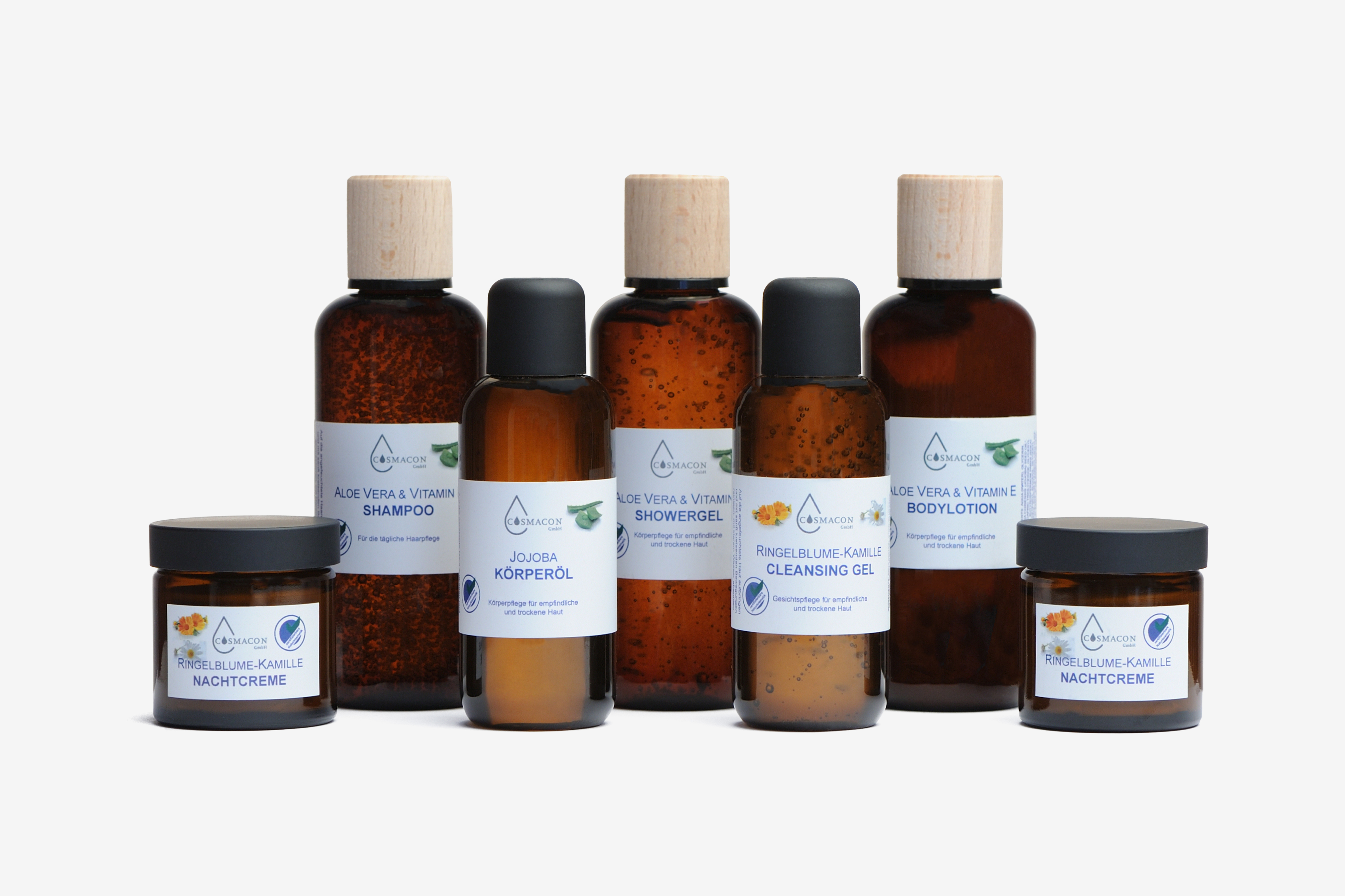 Naturnahe Kosmetik - Naturkosmetik - ISO 16128