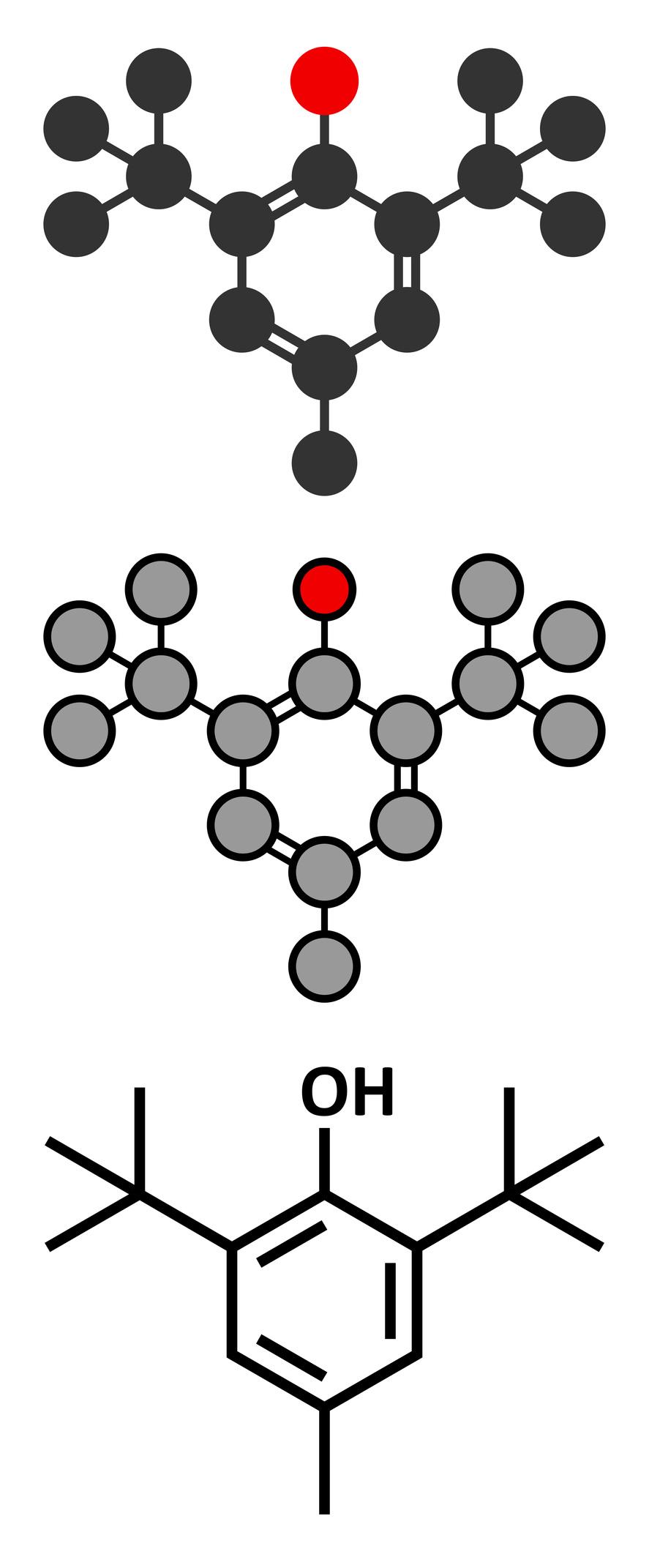Butylhydroxyanisol; BHA; Antioxidantien