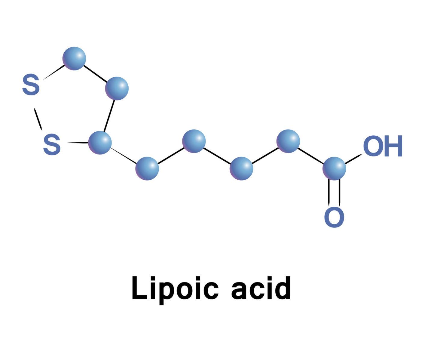 Liponsäure; Lipoid Acid; Antioxidant