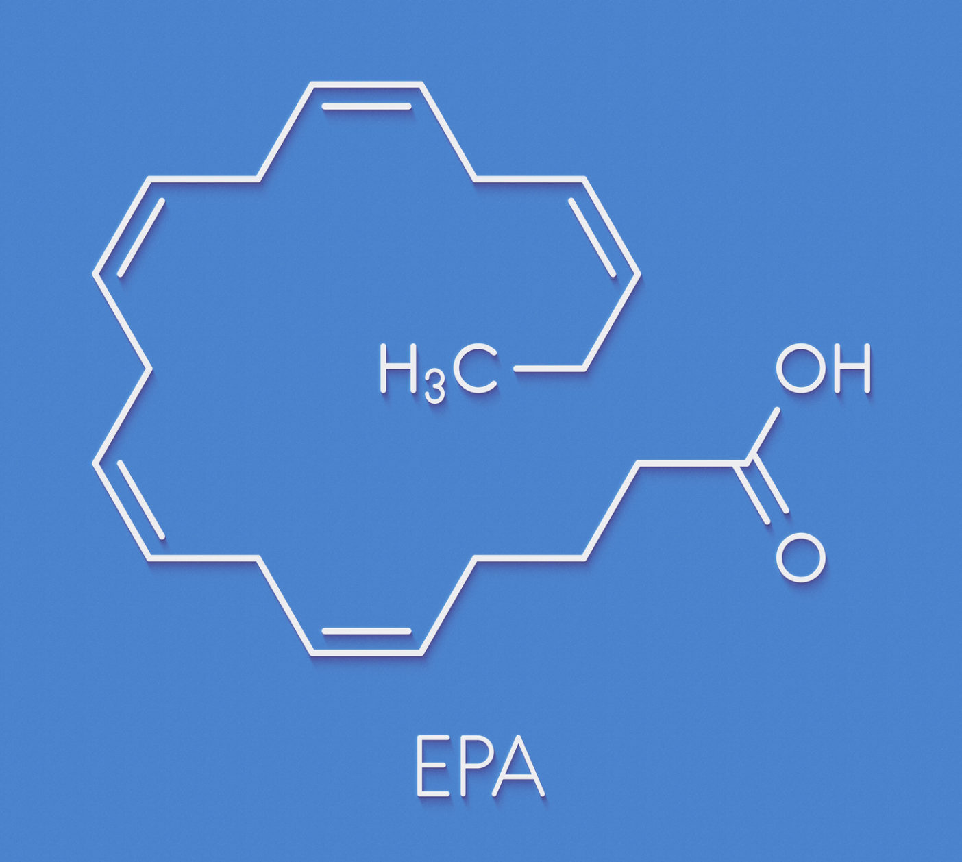 EPA, Eicosapentaensäure, Omega-3 Fettsäure