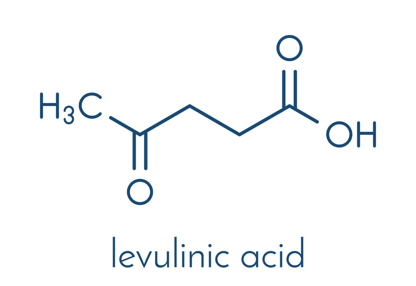 Lävulinsäure; Sodium Levulinate; Levulinic Acid