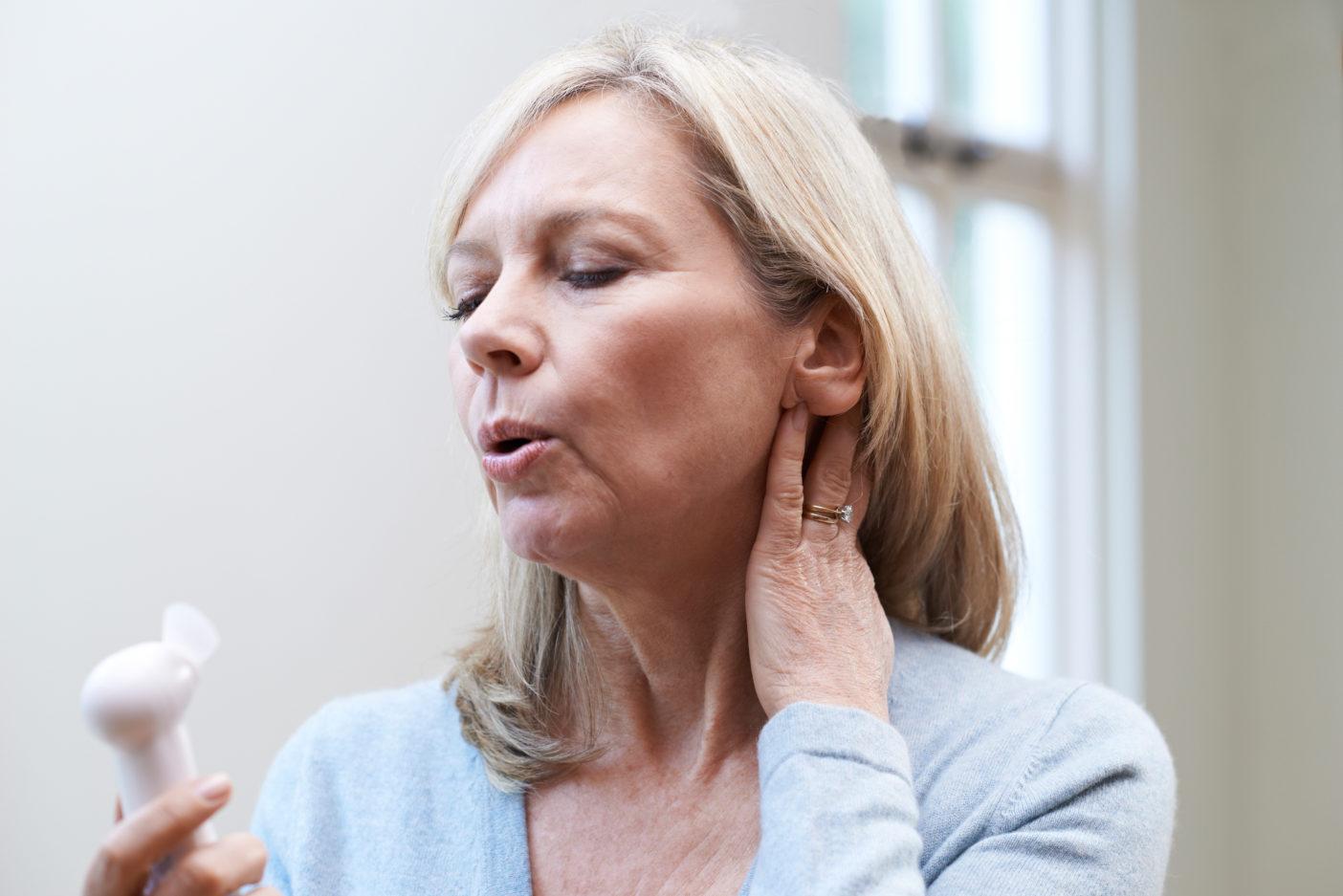 Menopause, Wechseljahre
