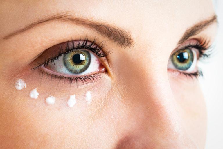 Gatuline, Augencreme, Augenserum
