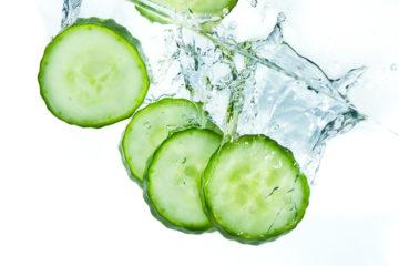 Cucumis Sativus (Cucumber) Juice; Gurkensamenöl; Gurkenextrakt