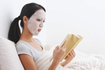 Sheet Maske, Bio-Cellulose, Clean Beauty
