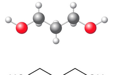 Glykole, Pentylenglykol, Pentiol, Cosphaderm