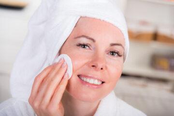 Gentle cleansing; micellar water, mild surfactatnts