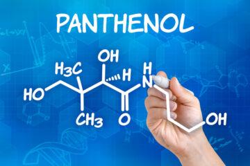 Pro-Vitamin B5, Panthenol