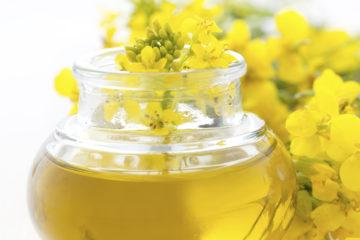 rapeseed oil, sinapinsäure